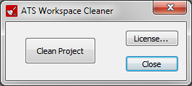 ATS Workspace Cleaner